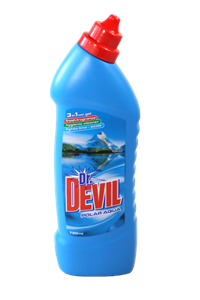 Čistič WC 750 ml Dr.Devil