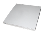 Krabice na pizzu 60x60x5 cm ideal pack®